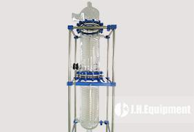 Coil Glass Condenser