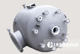 PTFE Lined Reactor/Storage Vessel