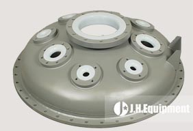 PTFE Coated Vessel