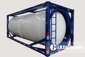 ISO 20FT/40FT Tank Container