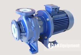 PTFE Lined Magnetic Pump