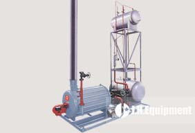 Oil/Gas Fired Thermic Oil Boiler