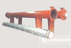 PTFE Shell and Tube Condenser