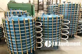 Glass Lined Condensers